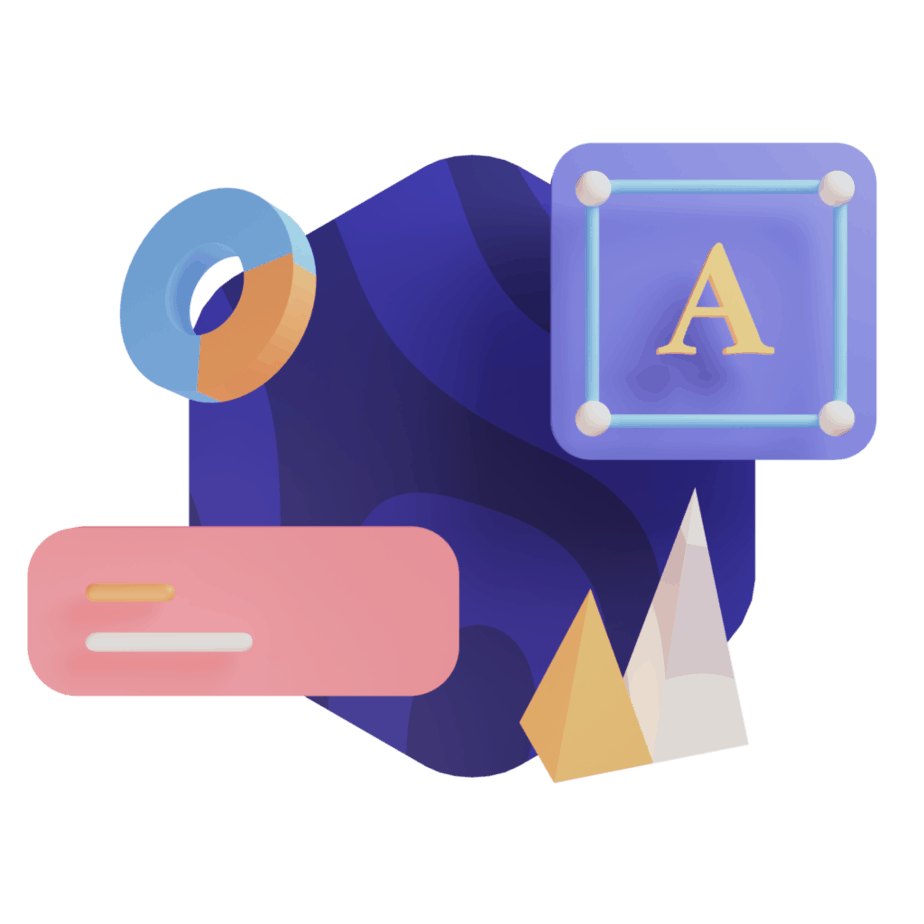 easy to edit website design